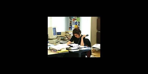 Femmes au boulot: les chiffres - La DH