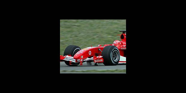 La Ferrari 2005 fera son entrée au GP de Barheïn - La DH
