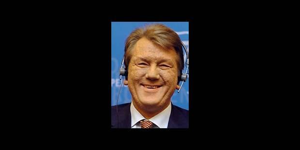 La piste russe pour Iouchtchenko - La DH