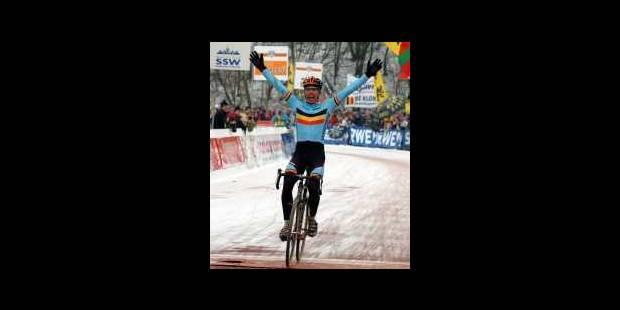 Triomphe belge au mondial de cyclo-cross - La DH
