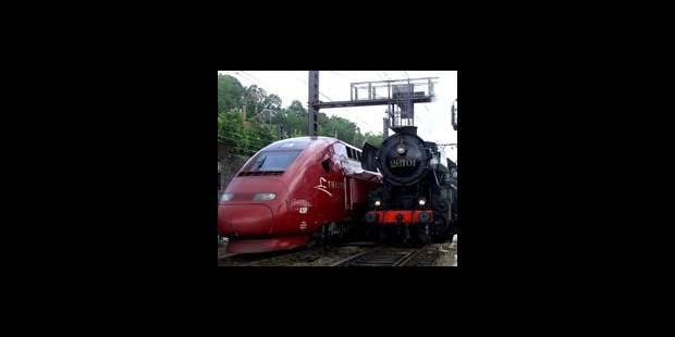 Le TGV en Belgique a 10 ans ... - La DH