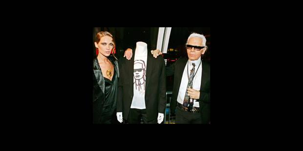 Toi aussi, habille-toi en Karl! - DH.be