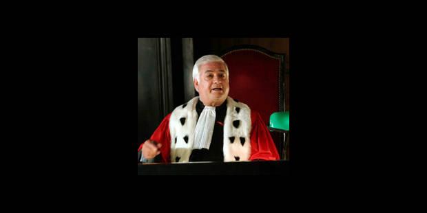 Brialy, pr�sident de cour d'assises - DH.be