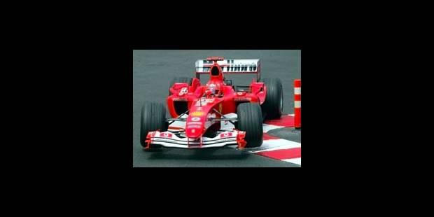GP de Monaco - Il veut tutoyer le prince Senna - La DH
