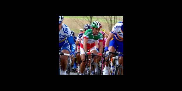 Flèche Wallonne - Paolo Bettini est ambitieux - La DH