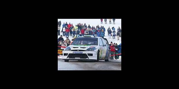 Rallye - Duval en Suède, l'esprit libéré