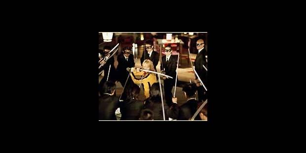 Kill Bill, Volume 1: Uma Thurman, la grande faucheuse - La DH