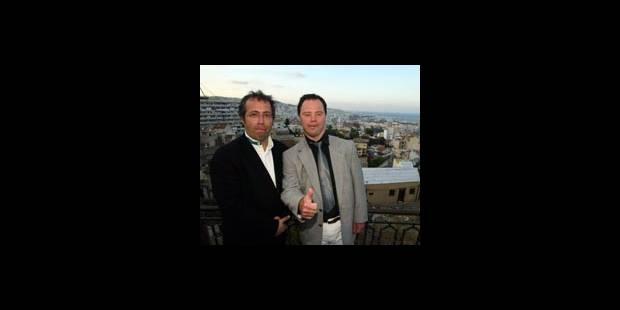 Jaco et Pascal, superstars à Alger - La DH