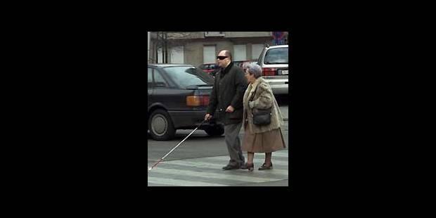 Des aveugles à l'écoute - La DH