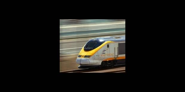 Eurostar bat un record - La DH