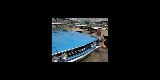 Sa passion: les Mustang! - La DH