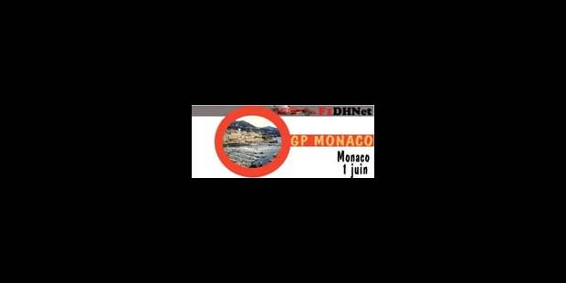 GP de Monaco: <i>Schumi</i> au-dessus du lot