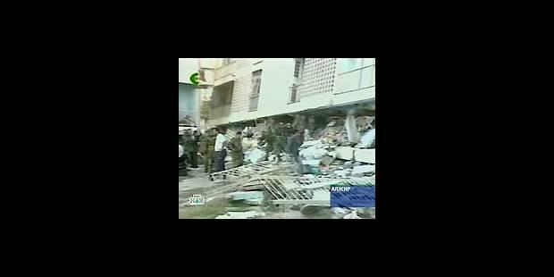 Séisme en Algérie: un véritable carnage - La DH