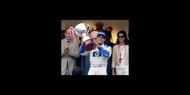 GP de Monaco: victoire de Montoya