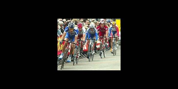 Boonen a vaincu le signe indien, Merckx a gardé le noir de l'espoir - La DH