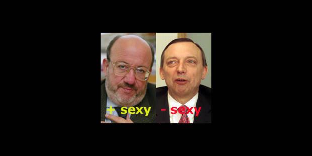 Le politicien le plus sexy... et les autres - La DH