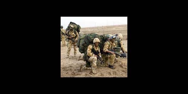 Les troupes spéciales entrent en action - La DH