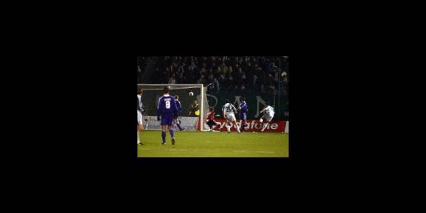 Panathinaïkos-Anderlecht 3-0 - La DH