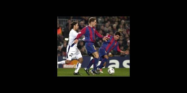 Ligue des champions: Barcelone cartonne - La DH