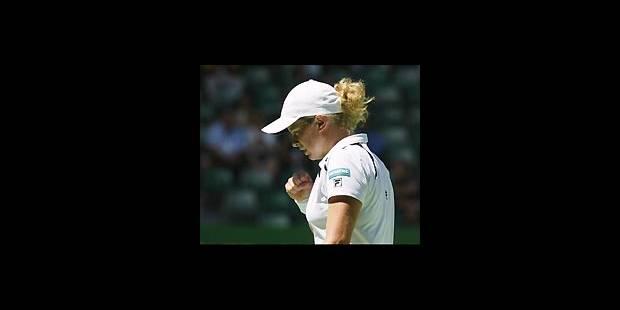 Open d'Australie: Belgique - Williams en demi-finale !