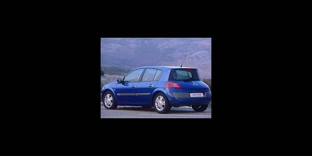 Le sacre de la Renault Mégane - La DH
