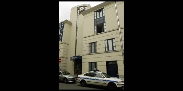 Cache d'armes dans un hôtel bruxellois - La DH