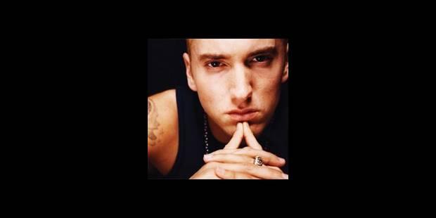 Eminem couronné lors de la soirée des MTV Video Awards 2002 - La DH