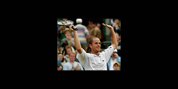 Wimbledon: Malisse gazon bénit ! - La DH
