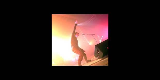 Concert d'Indochine: Paradize sur terre - La DH