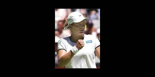 Internationaux d'Australie : Kim Clijsters et Justine Henin se qualifient - La DH