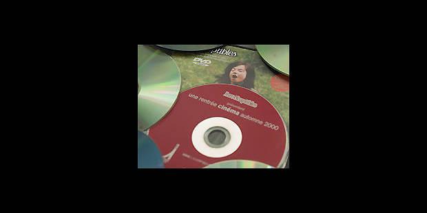 La percée des DVD pirates - La DH