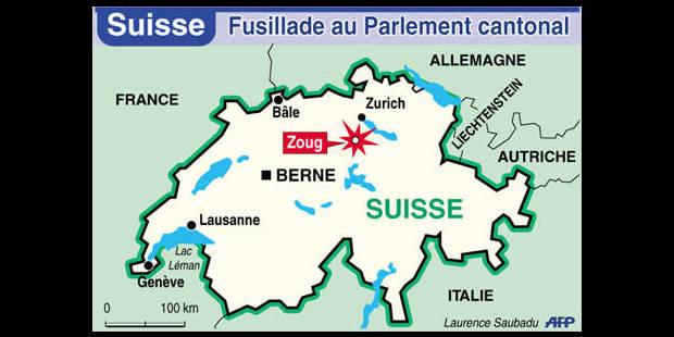 Folie meurtrière dans un parlement cantonal helvétique - La DH