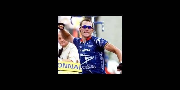 Lance Armstrong assassine le Tour