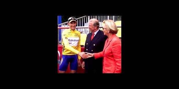 Marc Wauters comble la Belgique: l'étape et le maillot jaune !
