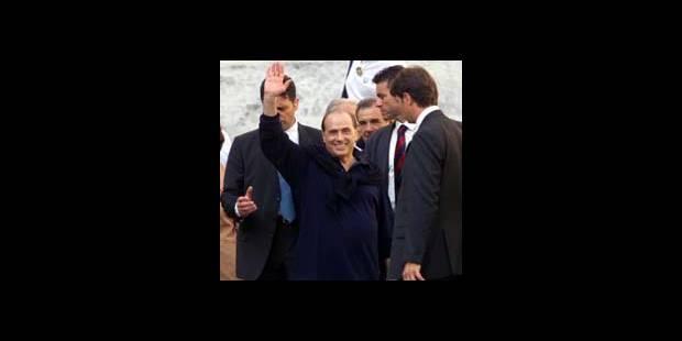 Le G8 sera une aubaine ou un cauchemar pour Berlusconi