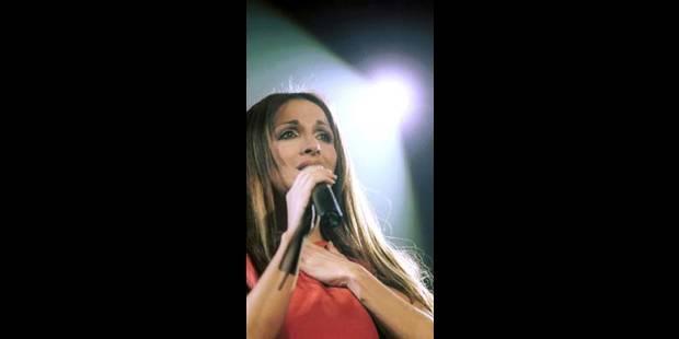 Hélène Ségara à Charleroi - La DH