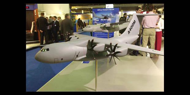 La Belgique achète des A-400 M - La DH