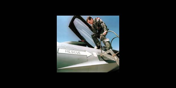 Pilotes de F16: la vie à 1000 km/h - La DH