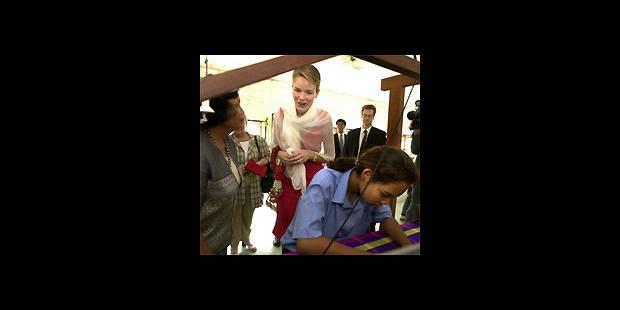 Mathilde rencontre les ex-esclaves du sexe - La DH