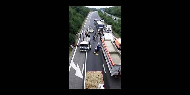 L'enfer sur l'autoroute E 19 - La DH