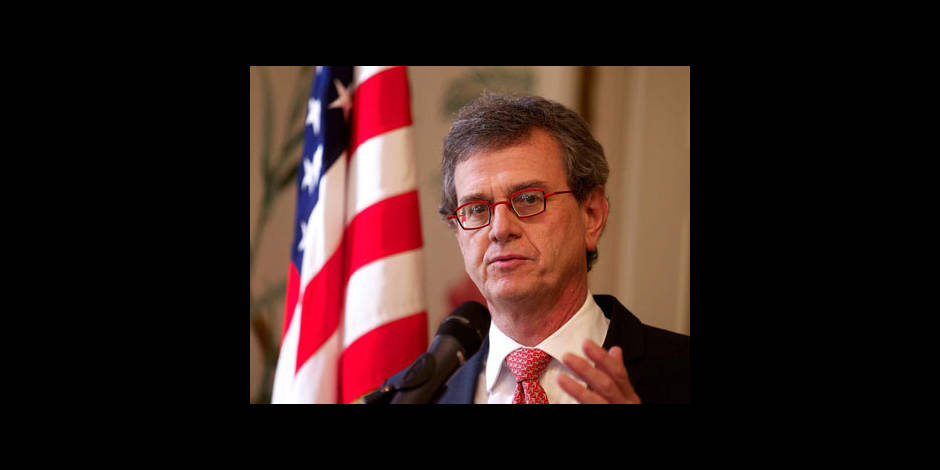 Affaire Howard Gutman: aucune enquête ouverte, selon le parquet