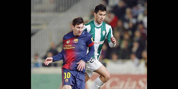Fede Vico intéressait même le Barça! - La DH