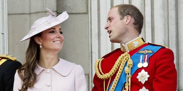 Kate et William, un bébé, ça rapporte gros - La DH