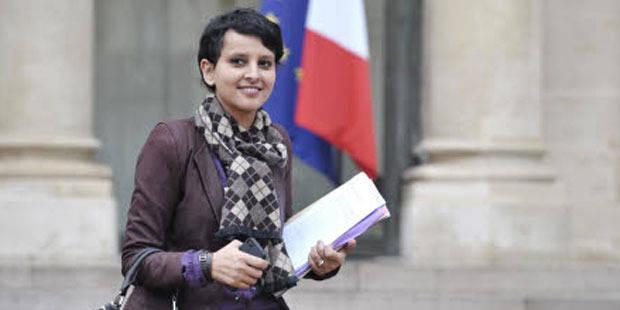 "Najat Vallaud-Belkacem ""suce son stylo très érotiquement"""