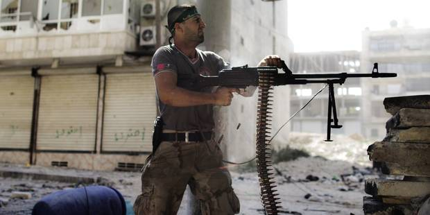 Les rebelles en Syrie affirment avoir reçu des armes modernes - La DH