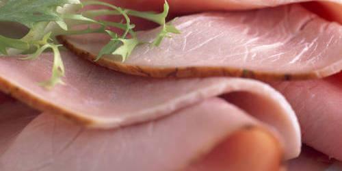 Delhaize rappelle du jambon l 39 os et des crevettes surgel es - Comment couper un jambon iberique ...