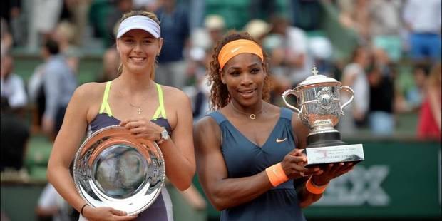 Sharapova - Serena: le clash ! - La DH