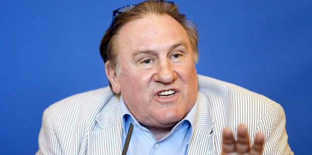 """Les insultes """"choc"""" de Depardieu à une journaliste - La DH"""