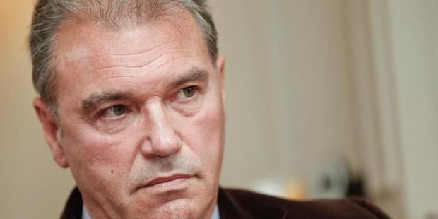 """Luc Trullemans: """"Je dois rentrer d'urgence en Belgique malgré ma mission"""" - La DH"""