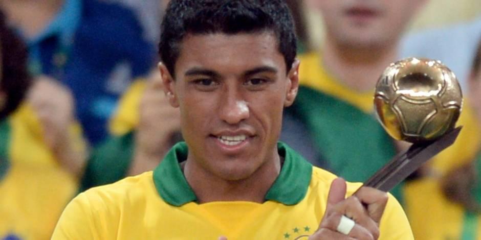 Tottenham recrute le Brésilien Paulinho